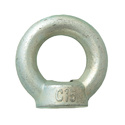 Ring-Mutter 10mm (verzinkt)