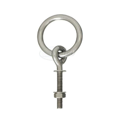 Augbolzen mit Ring Augschraube Edelstahl A4 M12 ARBO-INOX